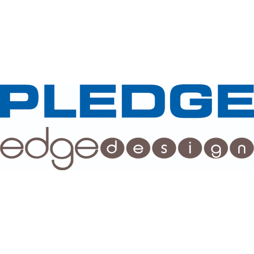 Pledge & Edge Logo